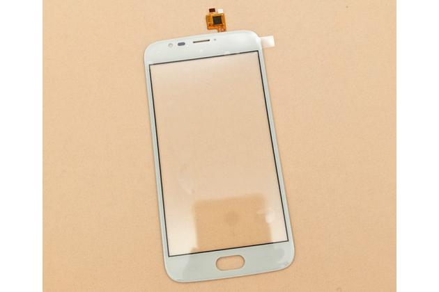 Фирменное сенсорное-стекло-тачскрин на Doogee X9 Mini белый + инструменты для вскрытия + гарантия