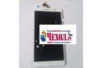 Фирменный LCD-ЖК-сенсорный дисплей-экран-стекло с тачскрином на телефон Doogee Y6 Max/Y6 Max 3D белый + гарантия
