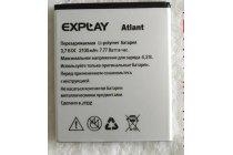 Фирменная аккумуляторная батарея 2100mAh на телефон Explay Atlant + инструменты для вскрытия + гарантия