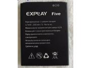 Фирменная аккумуляторная батарея 2000mAh на телефон Explay Five + инструменты для вскрытия + гарантия..