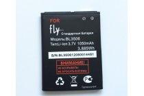 Фирменная аккумуляторная батарея 1050mAh BL3506 на телефон Fly E154 + инструменты для вскрытия + гарантия