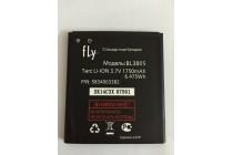 Фирменная аккумуляторная батарея 2000mAh BL3809 на телефон Fly IQ459 EVO Chic 2 / Fly IQ458 Evo Tech 2 + инструменты для вскрытия + гарантия
