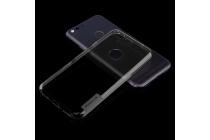 Фирменная ультра-тонкая полимерная из мягкого качественного силикона задняя панель-чехол-накладка для Google Pixel/HTC Google Nexus 2016/ HTC Nexus S1 тёмно-серого цвета