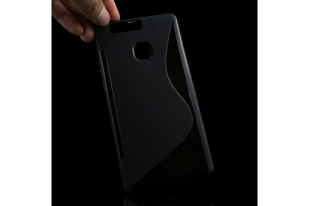 Фирменная ультра-тонкая полимерная из мягкого качественного силикона задняя панель-чехол-накладка для Google Pixel/HTC Google Nexus 2016/ HTC Nexus S1 черная