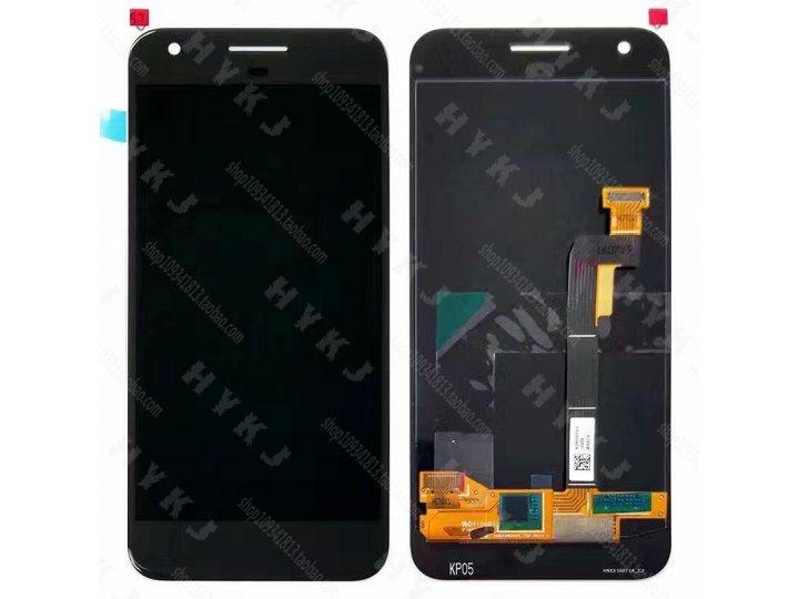 Фирменный LCD-ЖК-сенсорный дисплей-экран-стекло с тачскрином на телефон Google Pixel/HTC Google Nexus 2016/ HT..