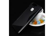 Фирменная ультра-тонкая полимерная из мягкого качественного силикона задняя панель-чехол-накладка для Google Pixel XL/HTC Google Nexus Marlin M1 черная