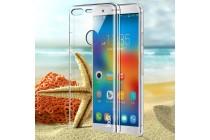 Фирменная задняя панель-крышка-накладка из тончайшего и прочного пластика для Google Pixel XL/HTC Google Nexus Marlin M1 прозрачная.