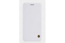 Фирменный чехол-футляр-книжка для Google Pixel XL/HTC Google Nexus Marlin M1 белого цвета.