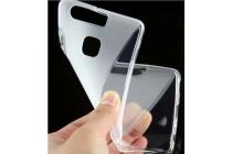 Фирменная ультра-тонкая полимерная из мягкого качественного силикона задняя панель-чехол-накладка для Google Pixel XL/HTC Google Nexus Marlin M1 прозрачная