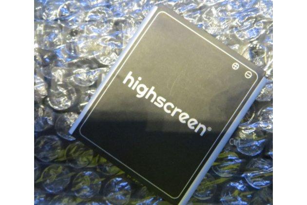 Фирменная аккумуляторная батарея 2000mAh B2000B на телефон Highscreen WinWin + инструменты для вскрытия + гарантия