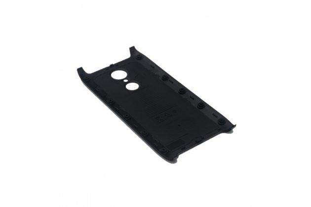 Родная оригинальная задняя крышка-панель которая шла в комплекте для HomTom HT20 черная