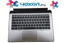 "Фирменная оригинальная съемная клавиатура/док-станция/база для планшета HP Elite X2 G1 L5H19EA 12"" 128Gb/256Gb .. серебристого цвета + гарантия"