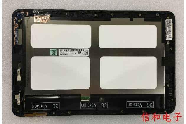"""Фирменный LCD-ЖК-сенсорный дисплей-экран-стекло с тачскрином на планшет HP Elite X2 G1 L5H19EA 12"""" 128Gb/256Gb .. черный + гарантия"""