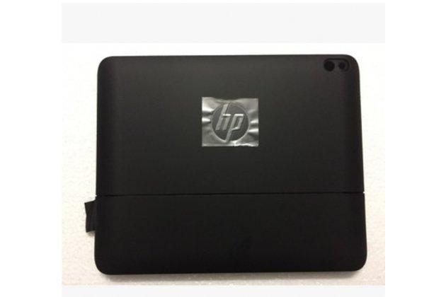 Фирменная оригинальная съемная клавиатура/док-станция/база D6S54UT для планшета HP ElitePad1000 G2 / ElitePad 900 G1 черного цвета + гарантия + русские клавиши (ВИТРИННЫЙ ЭКЗЕМПЛЯР)