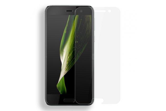 Фирменная оригинальная защитная пленка для телефона HTC U Play глянцевая