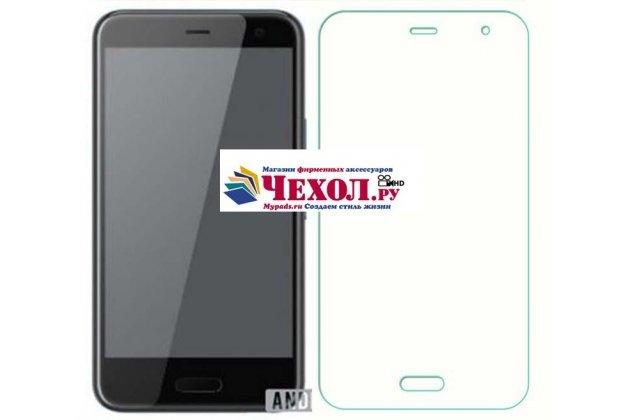 Фирменная оригинальная защитная пленка для телефона HTC U11 Life глянцевая