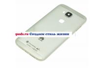 Родная оригинальная задняя крышка-панель которая шла в комплекте для Huawei Ascend G8 (RIO-AL00 /D199) белая