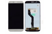 Фирменный LCD-ЖК-сенсорный дисплей-экран-стекло с тачскрином на телефон Huawei Ascend G8 (RIO-AL00 /D199) белый + гарантия
