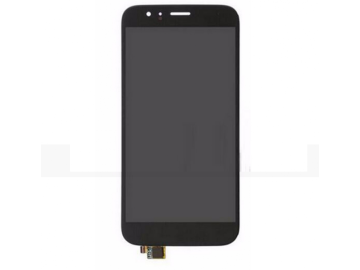 Фирменный LCD-ЖК-сенсорный дисплей-экран-стекло с тачскрином на телефон Huawei Ascend G8 (RIO-AL00 /D199) черн..