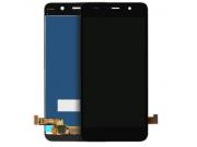 Фирменный LCD-ЖК-сенсорный дисплей-экран-стекло с тачскрином на телефон Huawei Honor 4A (SCL-TL00h) черный + г..