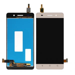 Фирменный LCD-ЖК-сенсорный дисплей-экран-стекло с тачскрином на телефон Huawei Honor 4A (SCL-TL00h) золотой + гарантия