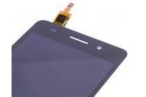 Фирменный LCD-ЖК-сенсорный дисплей-экран-стекло с тачскрином на телефон Huawei Honor 4c (CHM-TL00H /C8818 /CL00) черный + гарантия