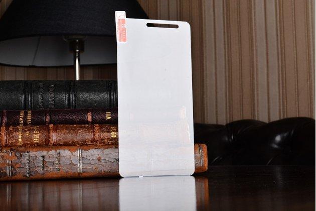 """Фирменное защитное закалённое противоударное стекло премиум-класса из качественного японского материала с олеофобным покрытием для телефона  Huawei Honor 5X 5.5"""" (KIW-L21)"""""""