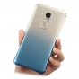 Фирменная ультра-тонкая полимерная задняя панель-чехол-накладка из силикона для Huawei Honor 5X 5.5