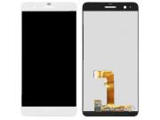 Фирменный LCD-ЖК-сенсорный дисплей-экран-стекло с тачскрином на телефон Huawei Honor 6 Plus белый+ гарантия..