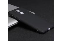 Фирменный уникальный чехол-бампер-панель с полной защитой дисплея и телефона по всем краям и углам для Huawei Enjoy 6S / Nova Smart 5.0/Huawei Honor 6C черного цвета