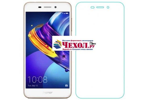 Фирменная оригинальная защитная пленка для телефона Huawei Honor 6C Pro / Huawei Honor V9 Play глянцевая