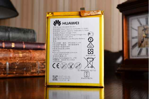 Фирменная аккумуляторная батарея HB386483ECW+ 3340mAh BLN-AL10 на телефон Huawei Honor 6X + инструменты для вскрытия + гарантия