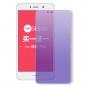 Фирменная оригинальная защитная пленка для телефона Huawei Honor 7 Plus глянцевая..