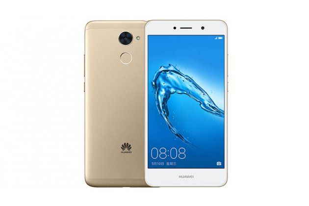 Фирменная ультра-тонкая полимерная из мягкого качественного силикона задняя панель-чехол-накладка с защитой углов для Huawei Honor 7 Plus прозрачная