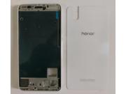 Родная оригинальная задняя крышка-панель которая шла в комплекте для Huawei Honor 7i 5.2 белая..