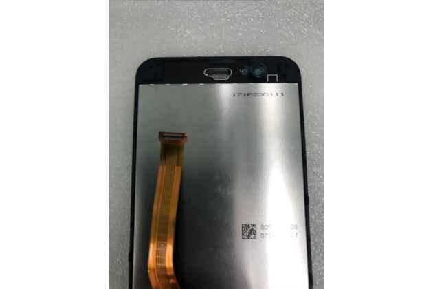 Фирменный LCD-ЖК-сенсорный дисплей-экран-стекло с тачскрином на телефон Huawei Honor 8 Pro 5.7/Huawei Honor V9 5.7(DUK-AL20) черный + гарантия