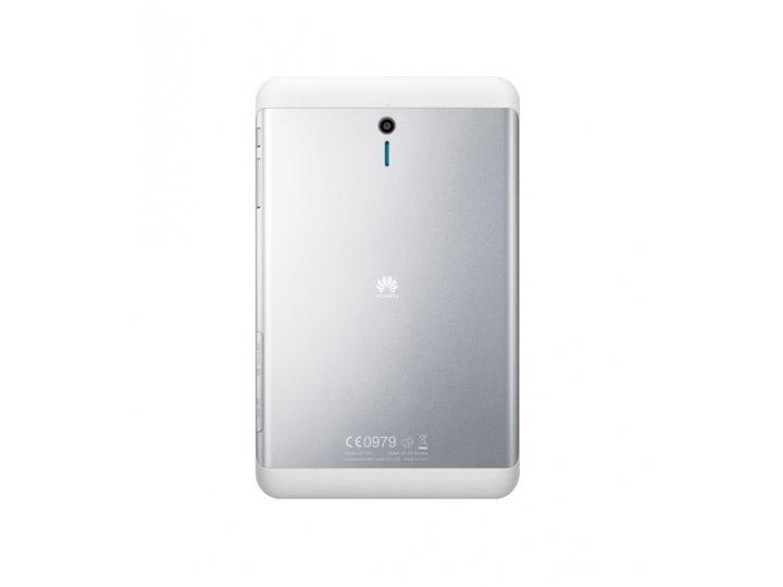 Родная оригинальная задняя крышка-панель которая шла в комплекте для Huawei Mediapad 7 Youth серебристая..