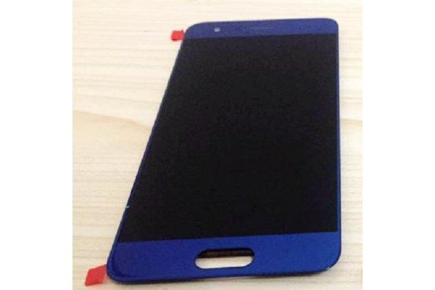 Фирменный LCD-ЖК-сенсорный дисплей-экран-стекло с тачскрином на телефон Huawei Honor 9 синий + гарантия