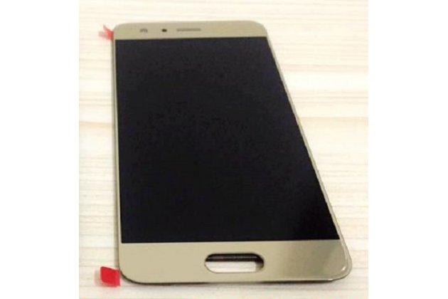Фирменный LCD-ЖК-сенсорный дисплей-экран-стекло с тачскрином на телефон Huawei Honor 9 золотой + гарантия