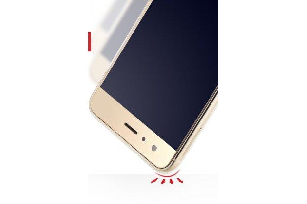 """Фирменная ультра-тонкая полимерная из мягкого качественного силикона задняя панель-чехол-накладка для Huawei Honor 9 """"Тематика пони"""""""