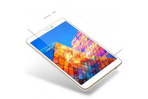 """Фирменное защитное закалённое противоударное стекло премиум-класса из качественного японского материала с олеофобным покрытием для Huawei Honor Pad 2 (JDN-W09/AL00)"""""""