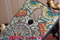Фирменная роскошная задняя панель-чехол-накладка с безумно красивым расписным рисунком на Huawei Mate 9