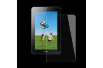 Фирменное защитное закалённое противоударное стекло для планшета Huawei Mediapad 7 Youth (S7-721w/u) из качественного японского материала премиум-класса с олеофобным покрытием