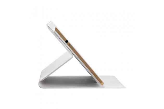 Фирменный оригинальный подлинный чехол с логотипом для Huawei Mediapad M1 8.0/ M1 8.0 LTE (S8-301W/U S8-303L) белый