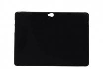 Фирменная ультра-тонкая полимерная из мягкого качественного силикона задняя панель-чехол-накладка для Huawei MediaPad M2 10.0 M2-A01W/L 10.1 черная