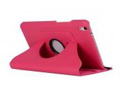 Чехол для планшета Huawei MediaPad M2 10.0 M2-A01W/L 10.1 поворотный роторный оборотный розовый кожаный..