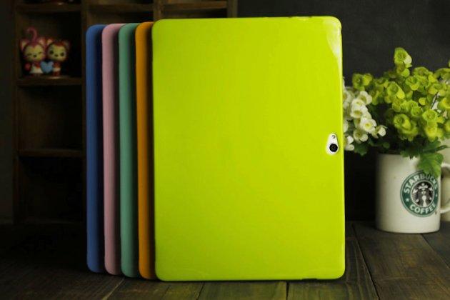 Фирменная ультра-тонкая полимерная из мягкого качественного силикона задняя панель-чехол-накладка для Huawei MediaPad M2 10.0 M2-A01W/L 10.1 зеленая
