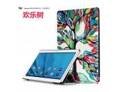 Фирменный необычный чехол для Huawei MediaPad M2 10.0 M2-A01W/L 10.1 тематика книга Сказочное Дерево..
