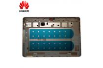 Родная оригинальная задняя крышка-панель которая шла в комплекте для Huawei MediaPad M2 10.0 M2-A01W/L 10.1 серебристая