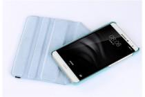 Чехол для планшета Huawei MediaPad M2 7.0 (PLE-703L) поворотный роторный оборотный белый кожаный